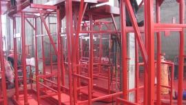 Konstrukcija za robota za varenje - Velestroj Rusija